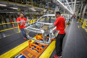 GM Auto Workers