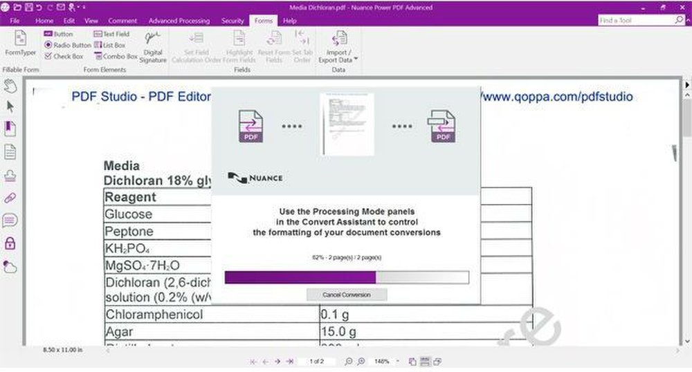 Power PDF image: Using OCR technology, this software converts image files into editable text.