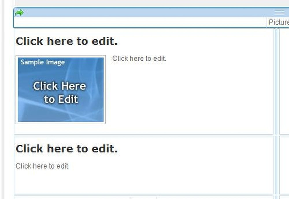 This image shows how easy it is to edit images you put on your Weebly Pro site.