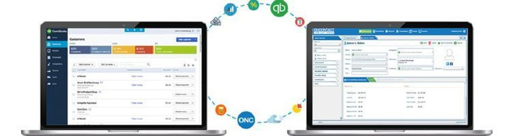 You can integrate this CRM software with popular business programs like QuickBooks.