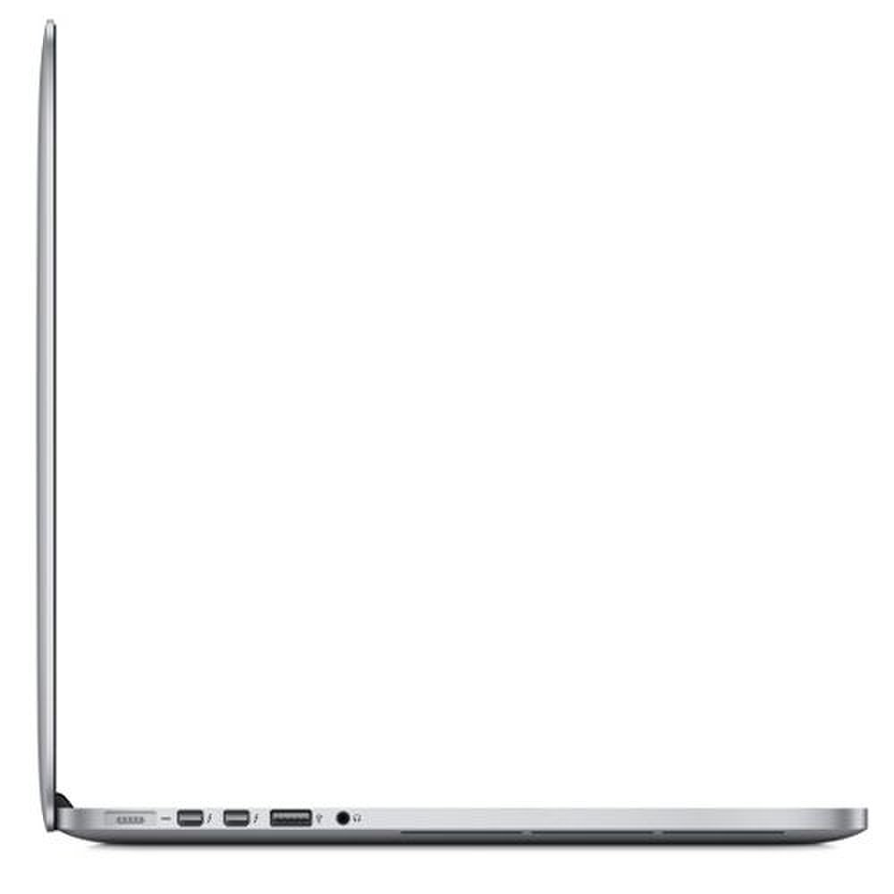 Apple MacBook Pro 15 image: Apple's minimalist, all-metal design is well-suited to work life, with sturdy unibody construction and looks that are at home in any meeting.