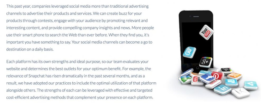 WebiMax image: Contests and social media events are just two ways WebiMax helps you engage your audience.
