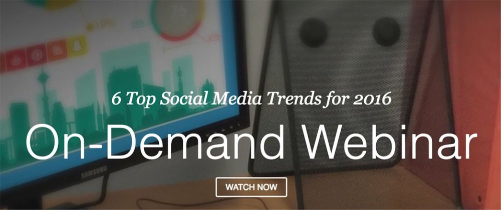 Ignite image: If you want to learn more about social media marketing, watch one of Ignite's on-demand webinars.