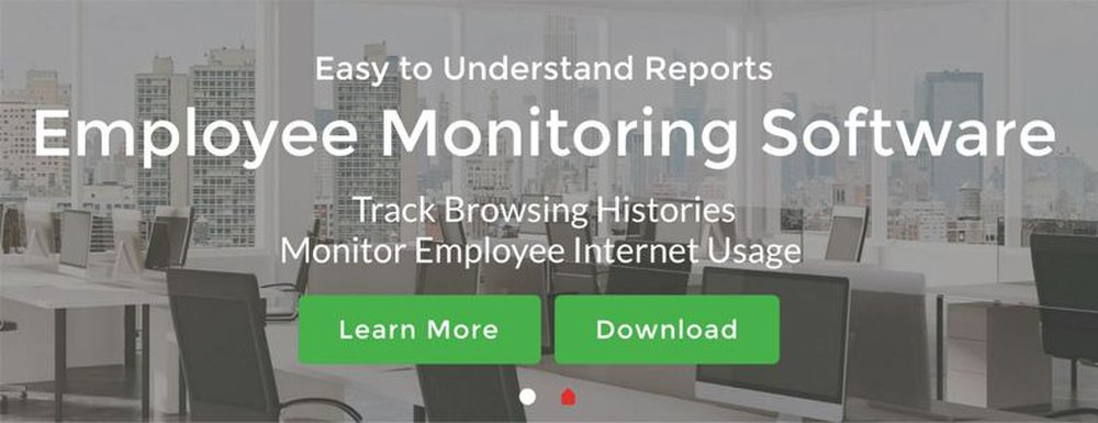 CurrentWare image: This internet monitoring software tracks your employees' browser history and internet usage.
