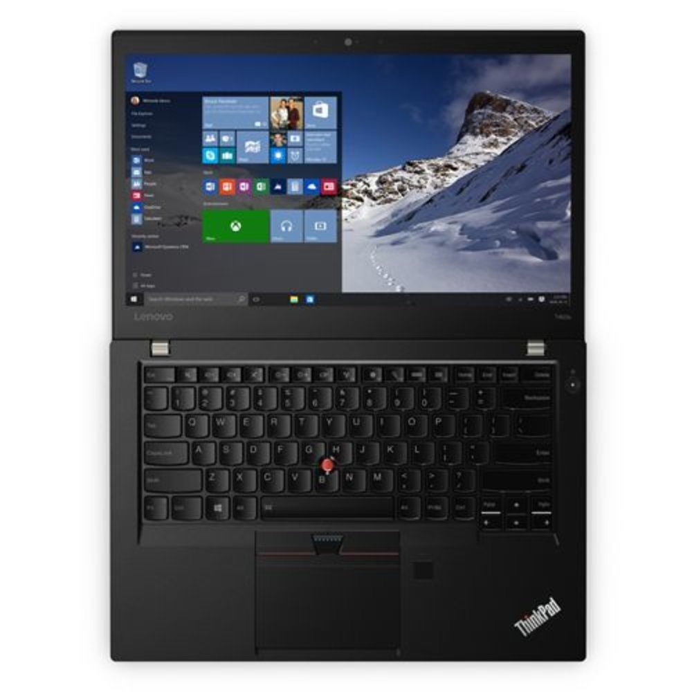 Lenovo ThinkPad T460s image: The 14-inch display has 1920 x 1080 resolution, but higher resolution (2560 x 1440) and touchscreen options are also available.
