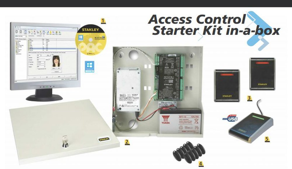 Stanley Security Solutions Review 2019 | Access Control System Reviews