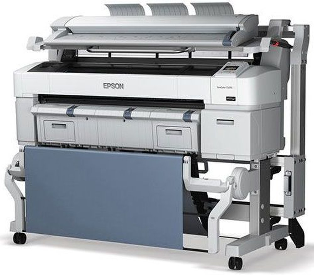 Epson Surecolor T5270 Review 2018 Wide Format Printer Reviews