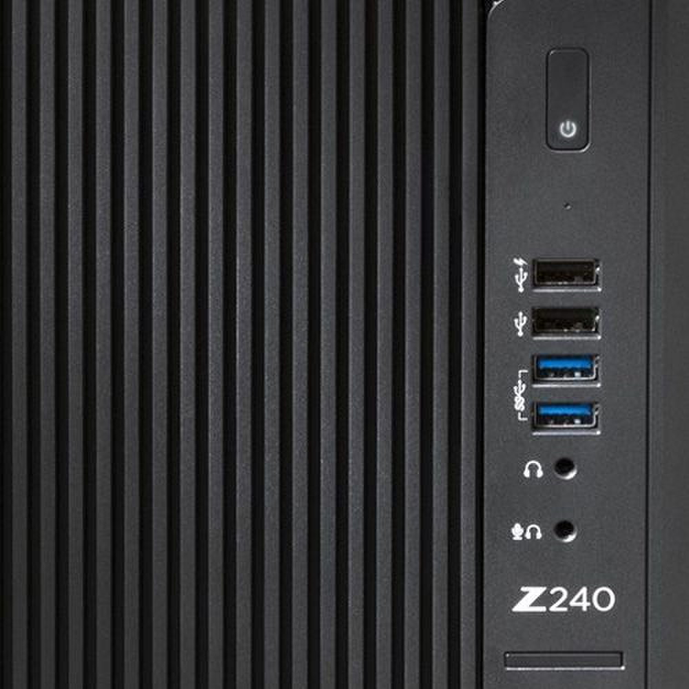 HP Z240 Review - Pros, Cons and Verdict