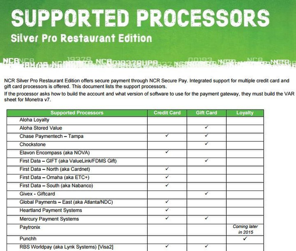NCR Review 2019 | Best Point Of Sale System For Restaurants