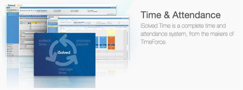 This software is a complete time and attendance system.