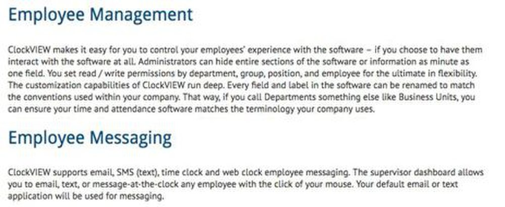 This time-tracking platform lets you message employees directly.