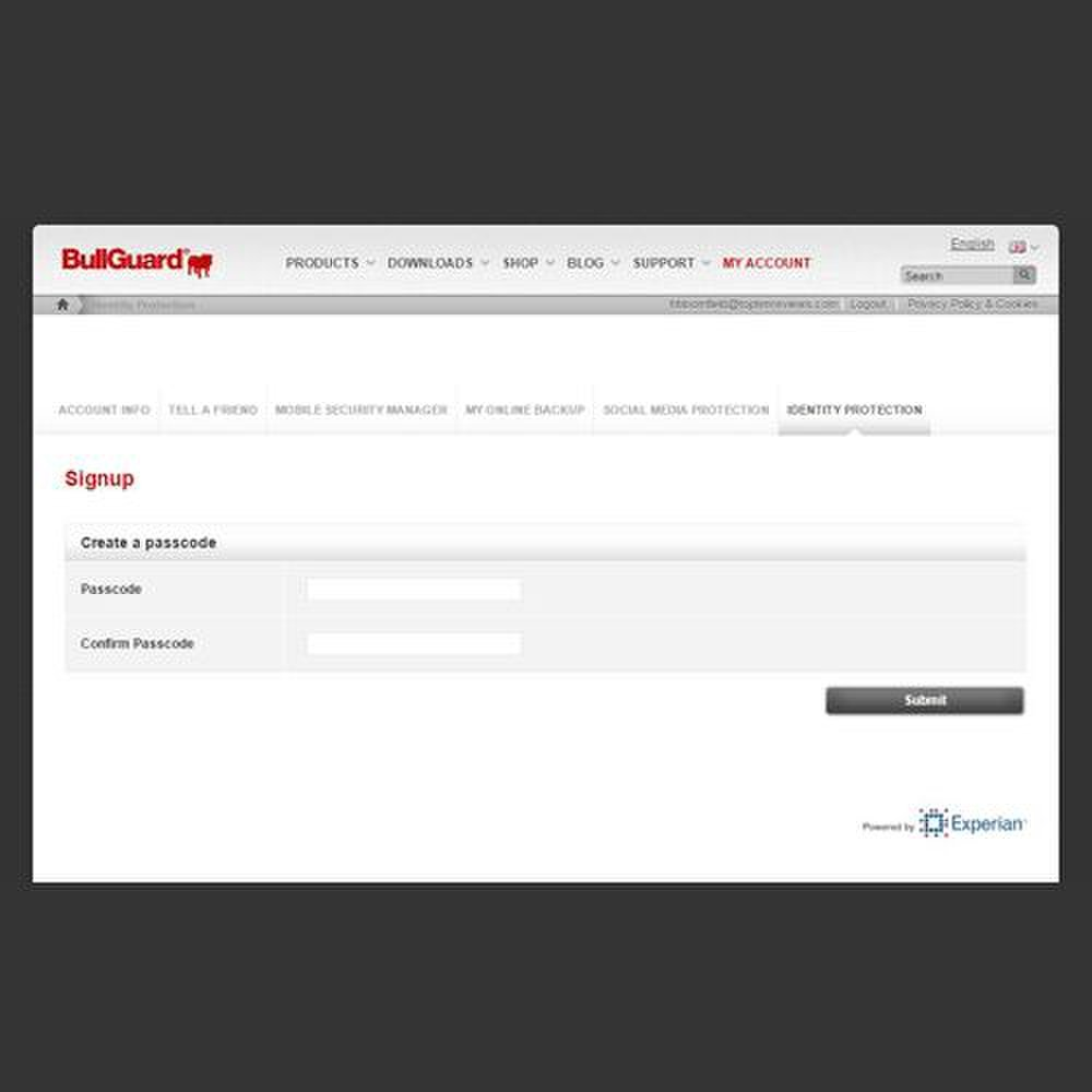 BullGuard Premium Protection image: This software features identity-protection elements, which can be very useful both in your business life and home life.