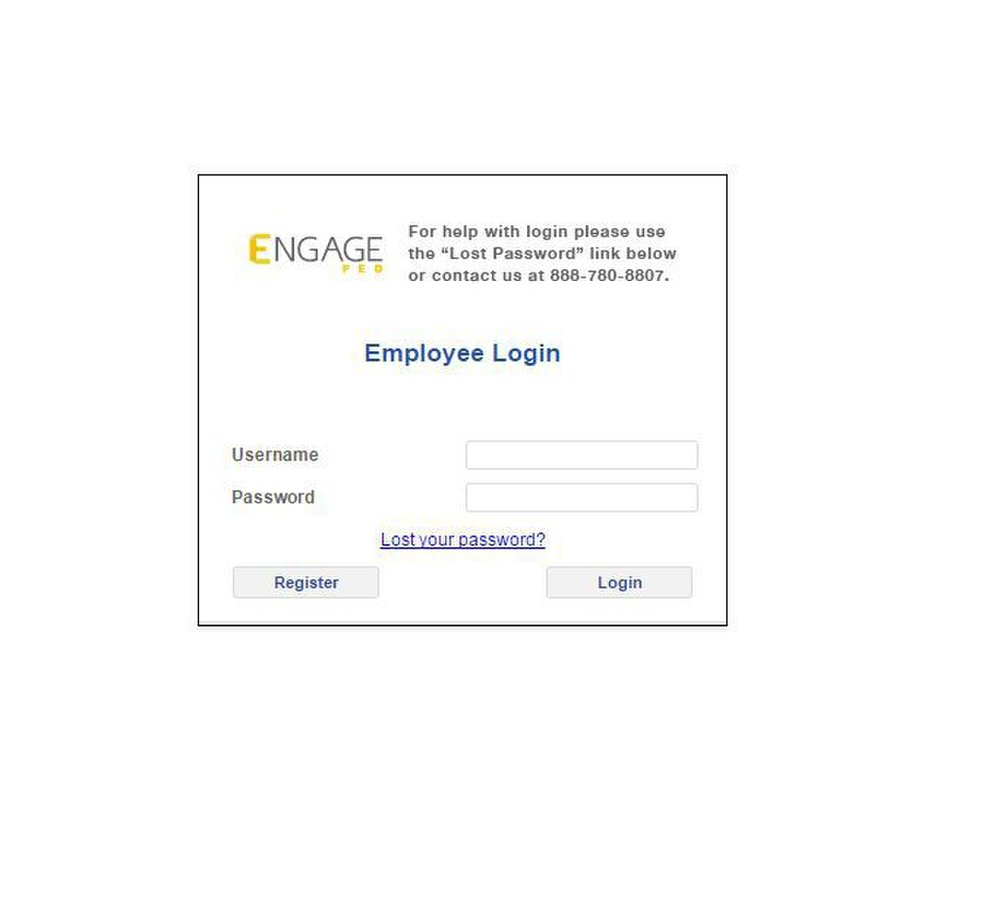 Your employees can access their Engage PEO accounts online.