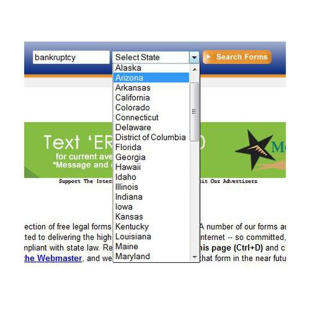 PublicLegal image: Each form is compliant to your specific state requirements.