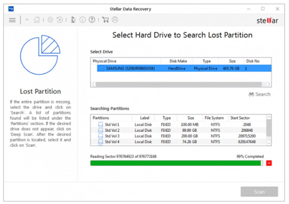 Stellar Review | Data Recovery Software Reviews