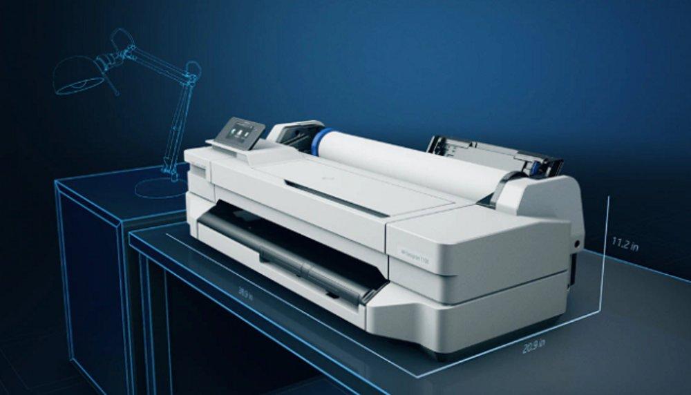 HP DesignJet T100 Review | Wide-Format Printer Reviews