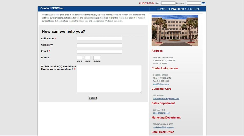 PSI's online portal allows you to review and check the status of your accounts at any time.