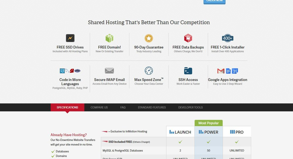 InMotion Hosting Review 2019 | Web Hosting and Cloud Service Reviews