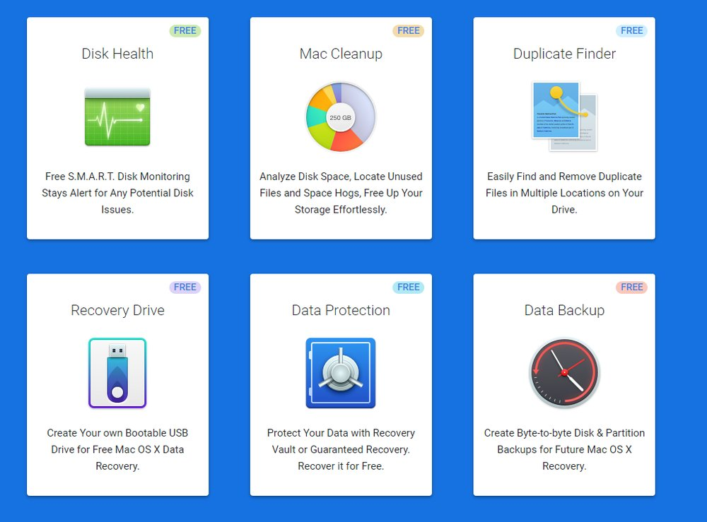 When you download Disk Drill for Mac, you'll have access to these six additional free tools to help you manage and protect your data.