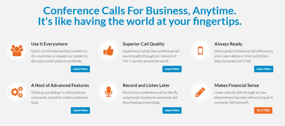 ConferenceCalls Review 2019 | Conference Call Services