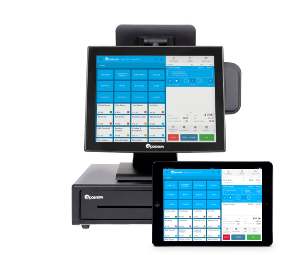 Epos Now offers both retail and hospitality versions of its cloud-based POS software. You can further customize it with integrations from the company's app store.