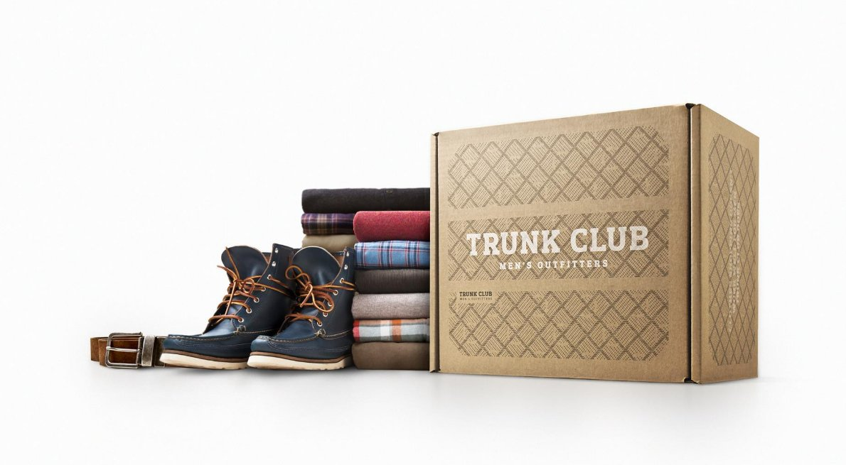 Trunk Club's Boxes