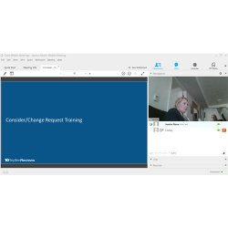 Cisco Webex image: You can customize the platform to display each of the tools more prominently.