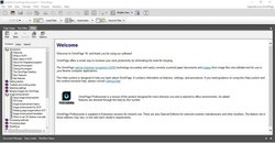 OmniPage image: You can access a searchable user manual under the Help tab.