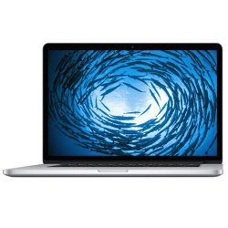 Apple MacBook Pro 15 image: The Apple MacBook Pro 15-inch with Retina is impressive thanks to high-performance components and advanced features.
