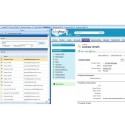 Velaro image: If you are using Salesforce, it shows up in your application.