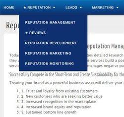 Gadook has several reputation management specialties.