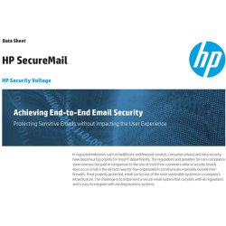 HP SecureMail image: Protecting your email is a necessity in today's internet world; HP SecureMail allows you to protect your information.