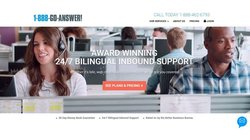 Bilingual agents are available 24/7.