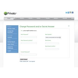 Privato image: This is the auto-password-generator tool.
