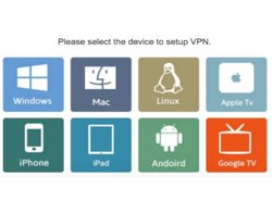 You can use PureVPN on several different web-enabled devices, including iPhones and Google TV.