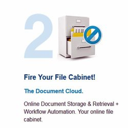 Docufree image: Moving your files from the file cabinet to the cloud makes them accessible to personnel in other locations.