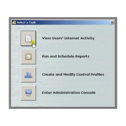 Pearl Echo.Suite image: This is a convenient employee-monitoring program.