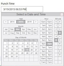 It is relatively easy for workers to request time off using Buddy Punch.