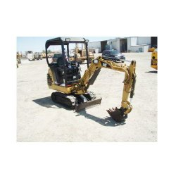 Cat 301.5 Mini Hydraulic image: This model features a conventional tail swing with a tail located at its house.