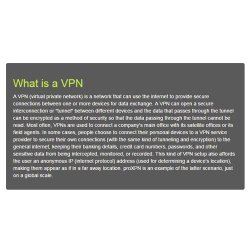 proXPN image: This company's services allow you to protect your internet connections and keep your personal information secure.