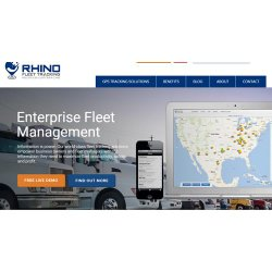 This company helps you track your vehicles so that you can improve your fleet's productivity.