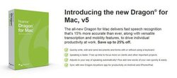 Dragon for Mac image: This software is the most accurate Mac software so far from Dragon and it adapts to your way of speaking.