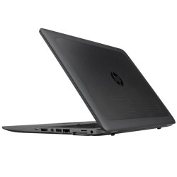 HP ZBook 15u G3 image: The laptop boasts an Intel Core i7 processor, AMD FirePro graphics and 16GB of RAM, which all combine to offer powerful professional-grade performance.