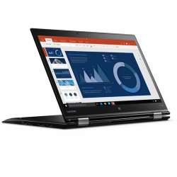 Lenovo ThinkPad X1 Yoga image: Stand mode is another option, perfect for sharing the screen with two or three colleagues.