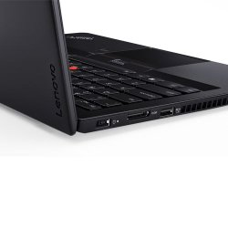 Lenovo ThinkPad 13 image: On the left side, you'll find a charging port, a slim docking port and one USB 3.0 port.