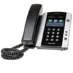 The company provides CloudPhone users with a Polycom phone for no extra charge.