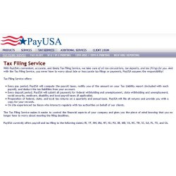This online payroll service only offers payroll tax filing in 17 states.