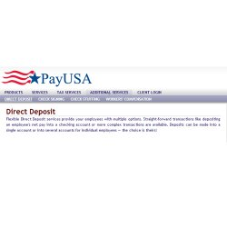 Your employees can choose whether their net paycheck is deposited directly into one account or multiple accounts.