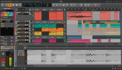 Bitwig Studio offers a flexible layout that makes it an ideal digital audio workstation for crafting music and new sounds.