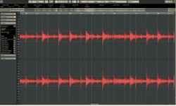 Cubase offers a multitude of editing tools, like an A/B comparison feature to easily compare two edits on a track.